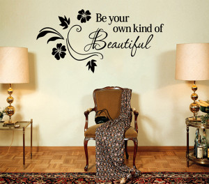 Be your own kind of Beautiful - 1