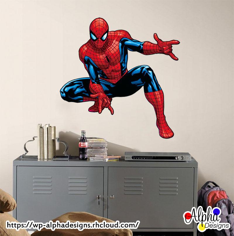Spider Man (80wx80h)