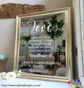 Design proof-Love