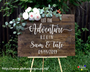 Wedding welcome decal for mirror, Celabration decoration sign, Vinyl graphic personalised sticker, Custion event wall decals, Wedding welcome decal for wooden board